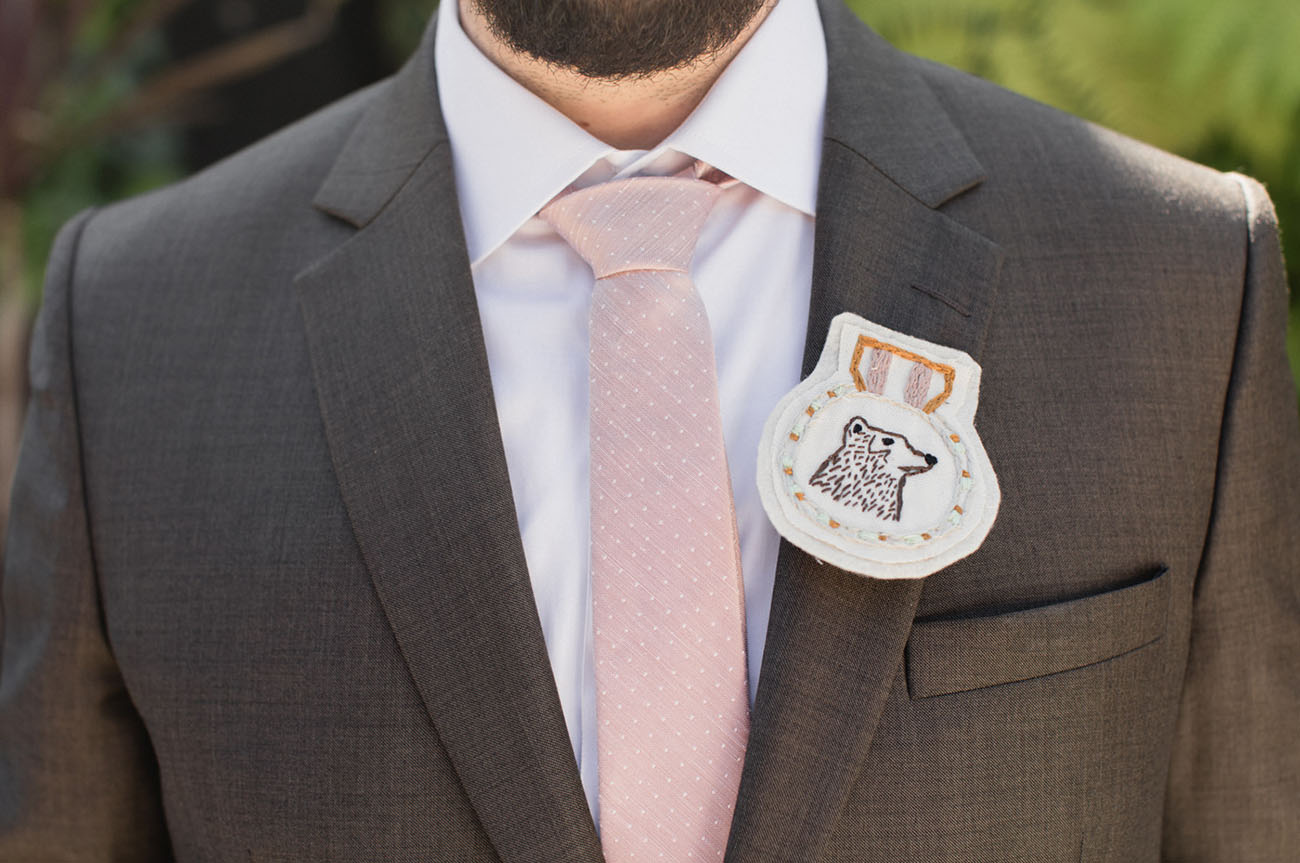 patronus badge