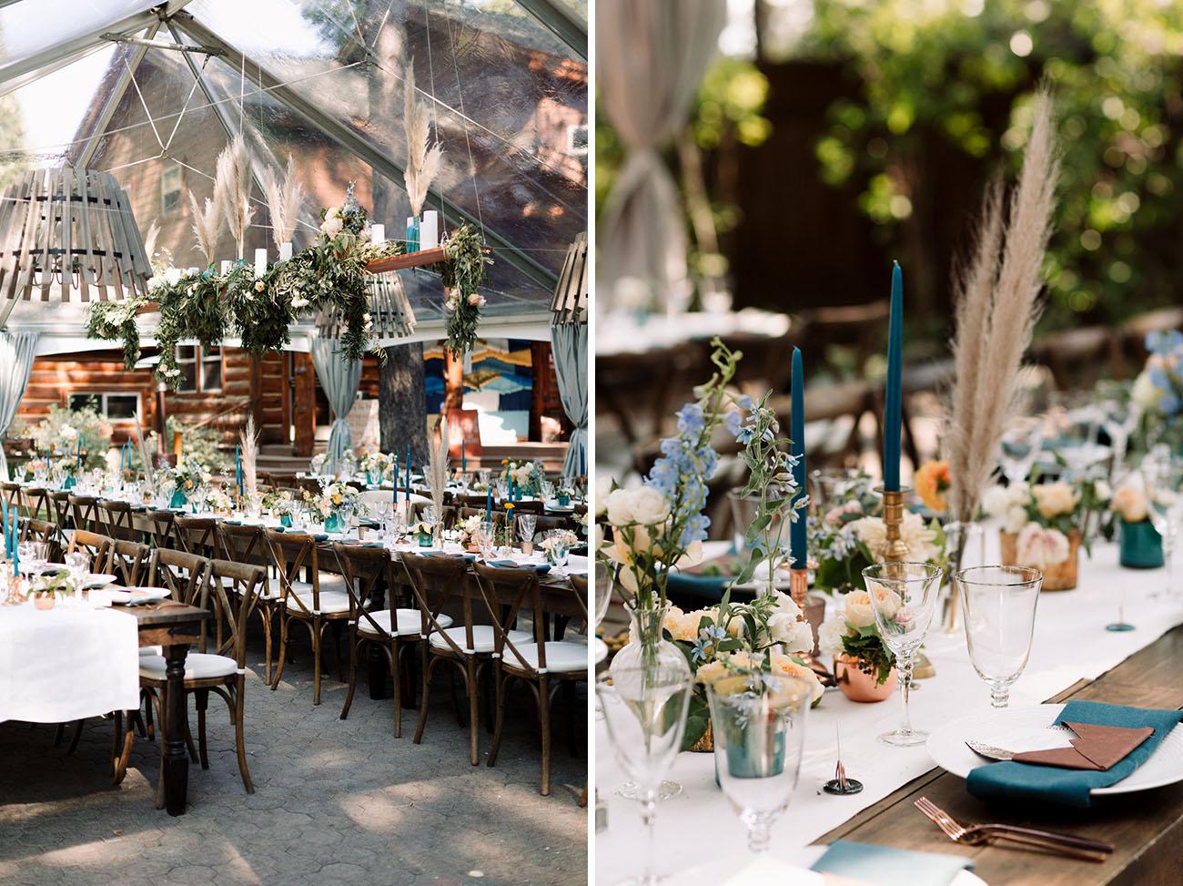 Lake Tahoe Estate Wedding