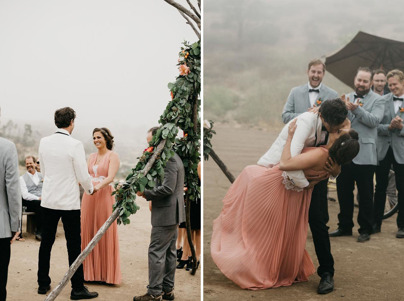 emecula Pistachio Farm Wedding