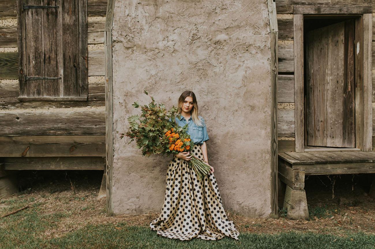October Flower Marigold