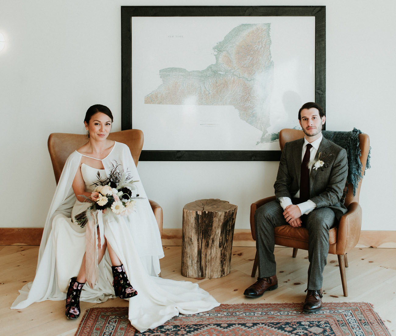 Tomgirl Chic Wedding Inspiration