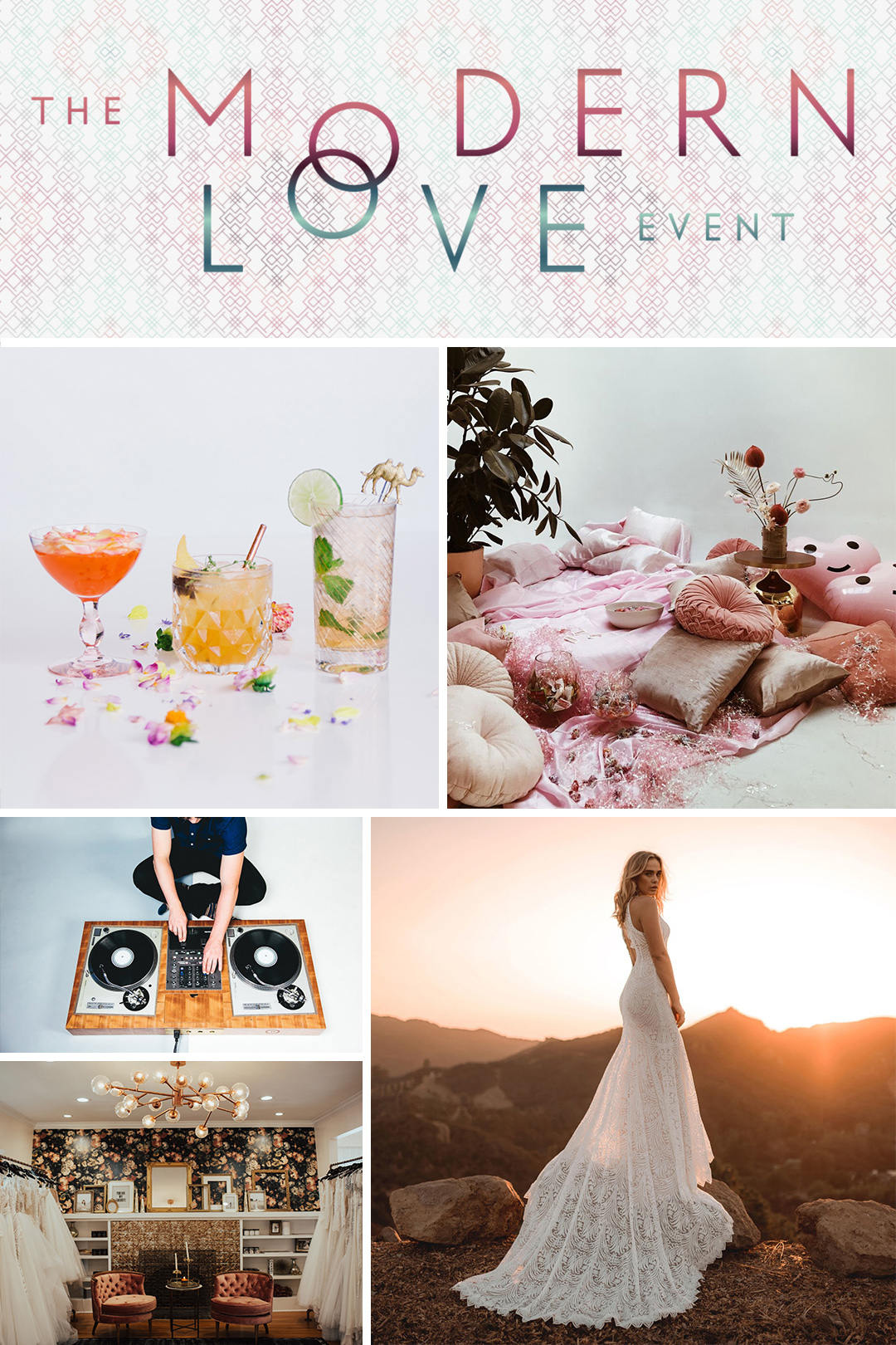The Modern Love event