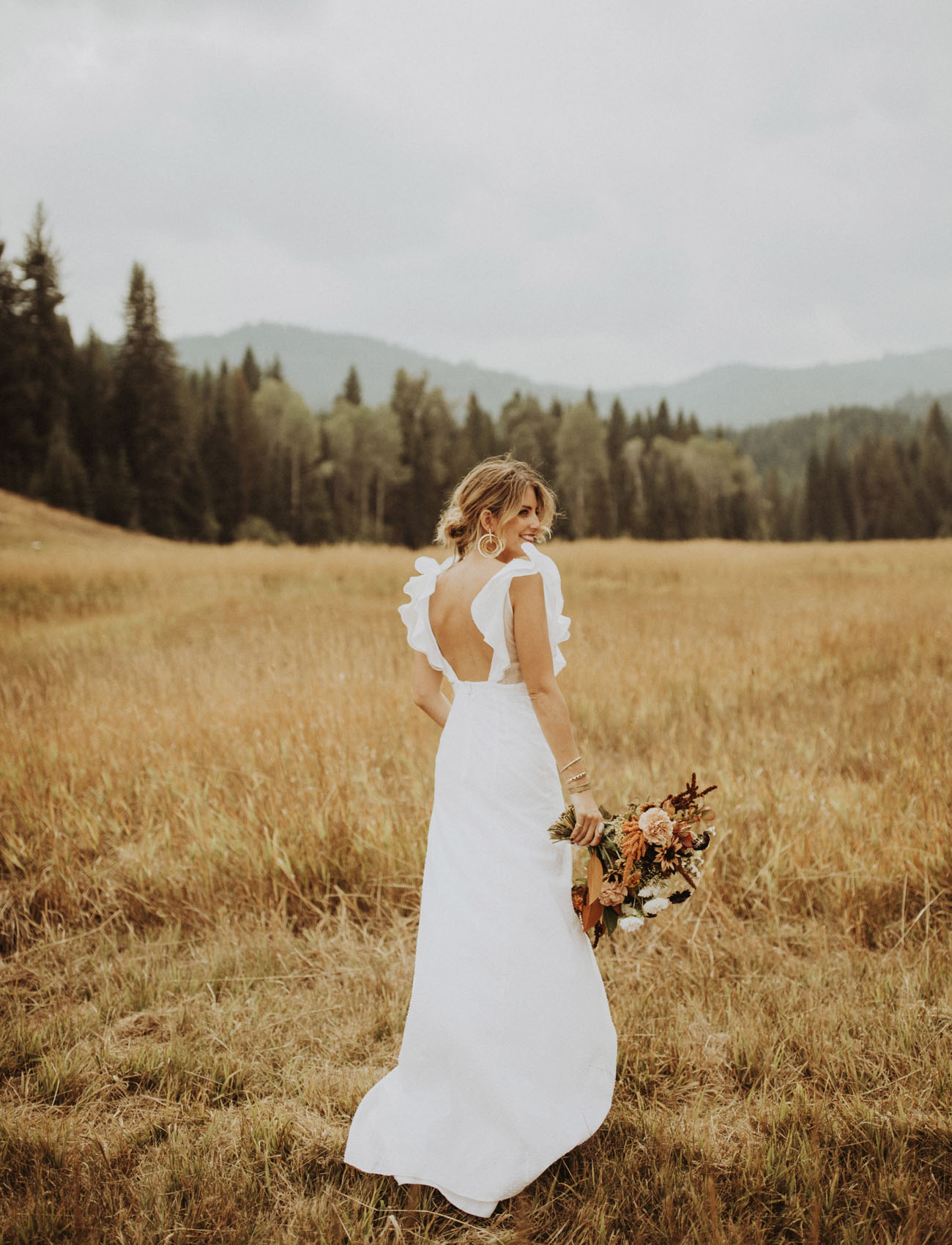 Lein Studio Wedding Dress
