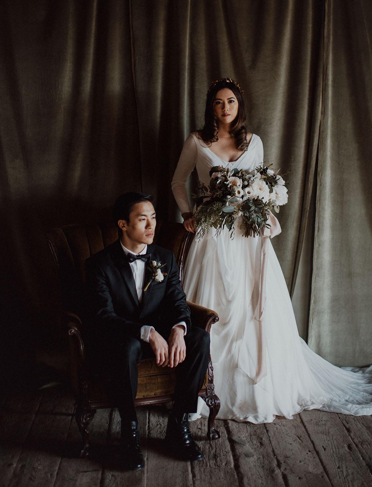 Bespoke Winter Wedding