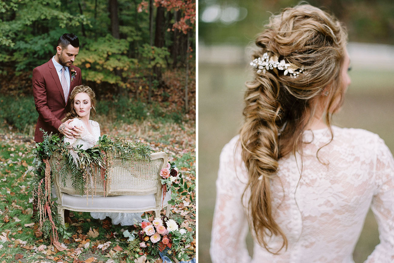 Equestrian Fall Wedding Inspiration