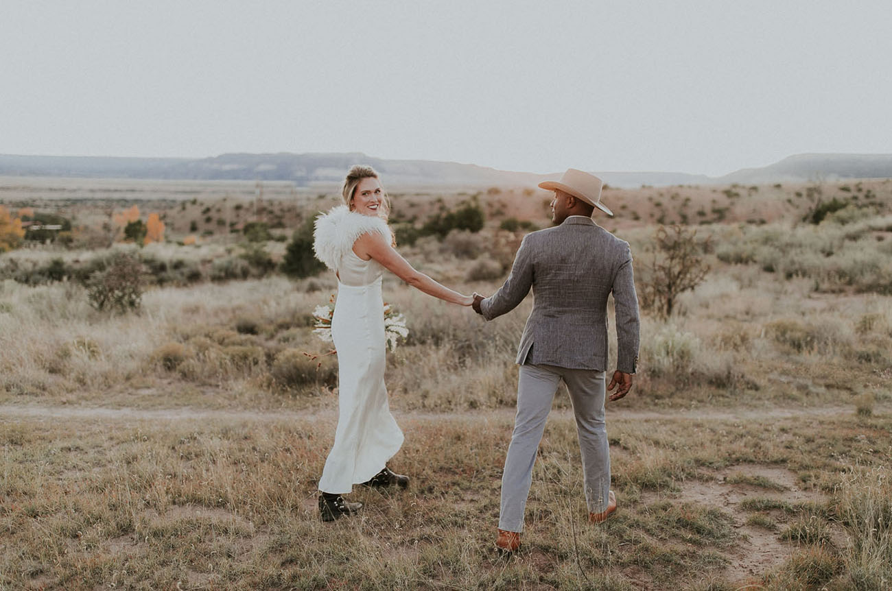 wedding cake ranch new mexico an earthy vow renewal in magical new mexico green 23586