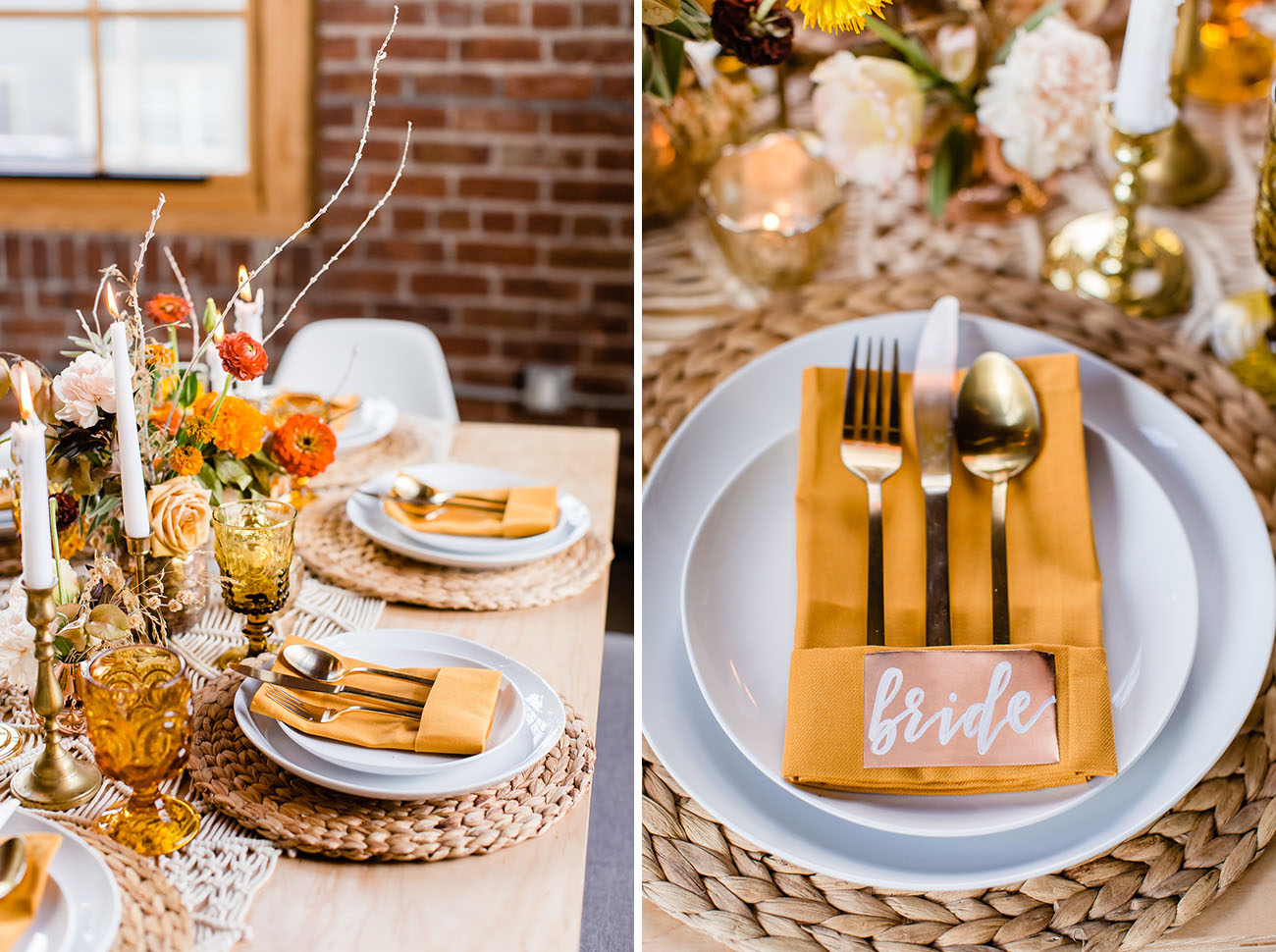 Boho Peaceful Wedding Inspiration