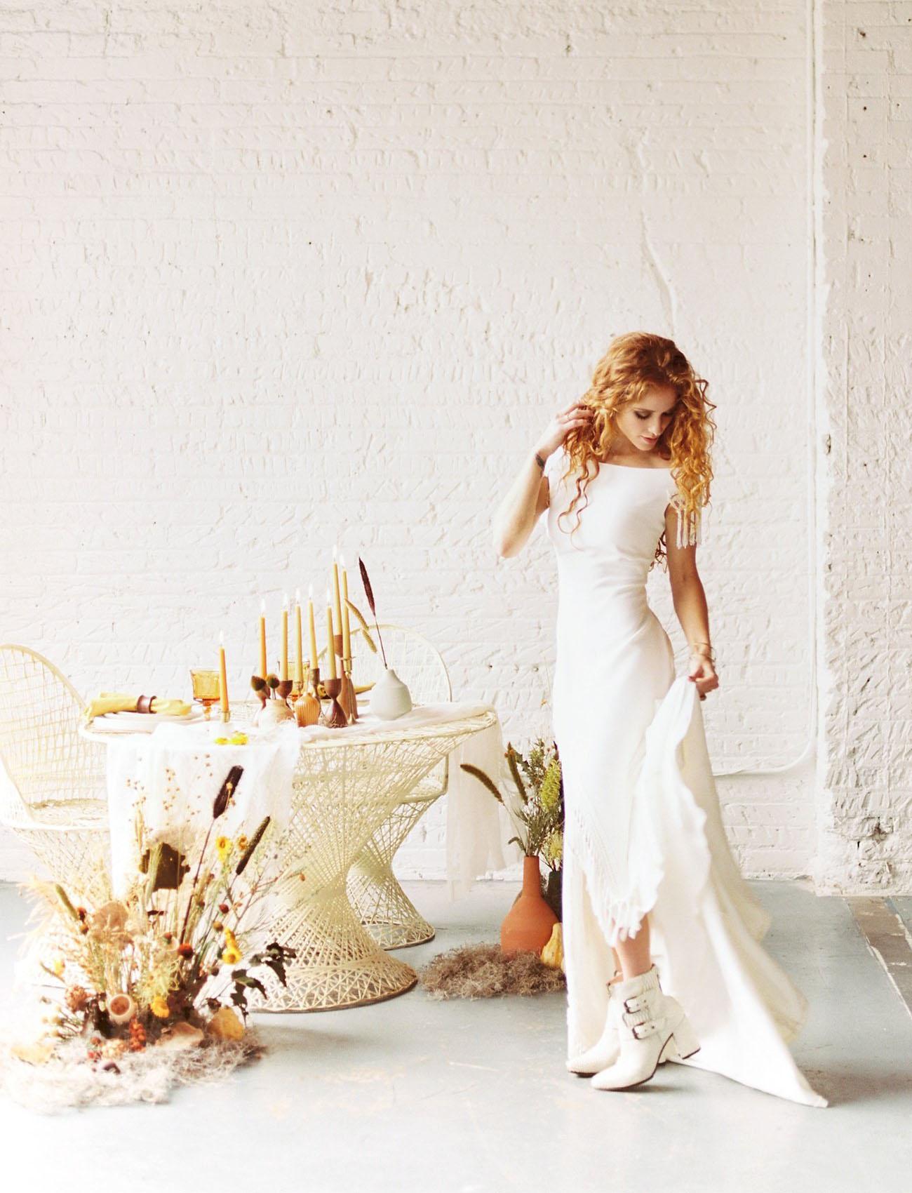 Harvest Moon Wedding Inspiration