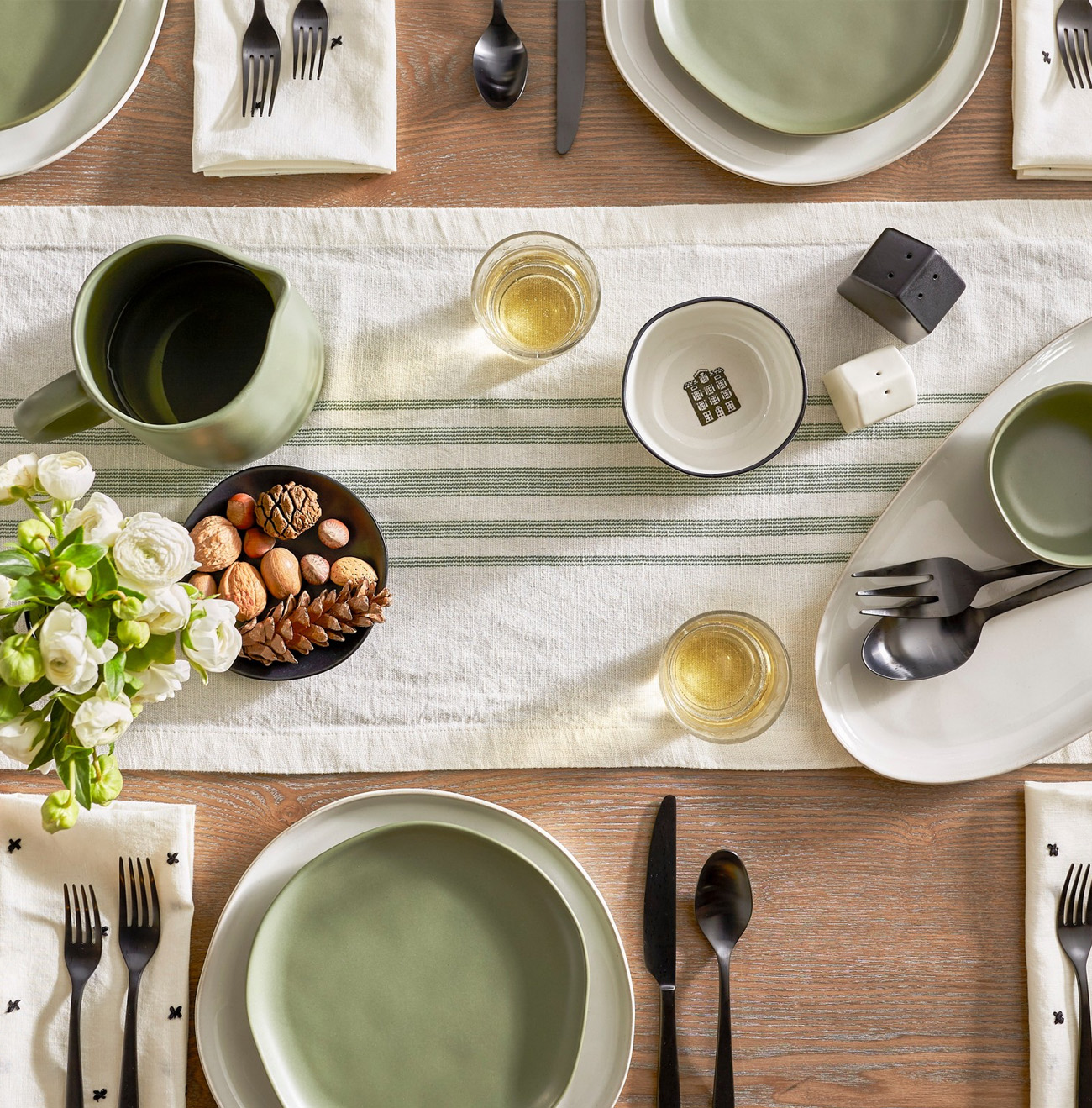 our fave entertaining picks from hearth hand with magnolia at target green wedding shoes. Black Bedroom Furniture Sets. Home Design Ideas