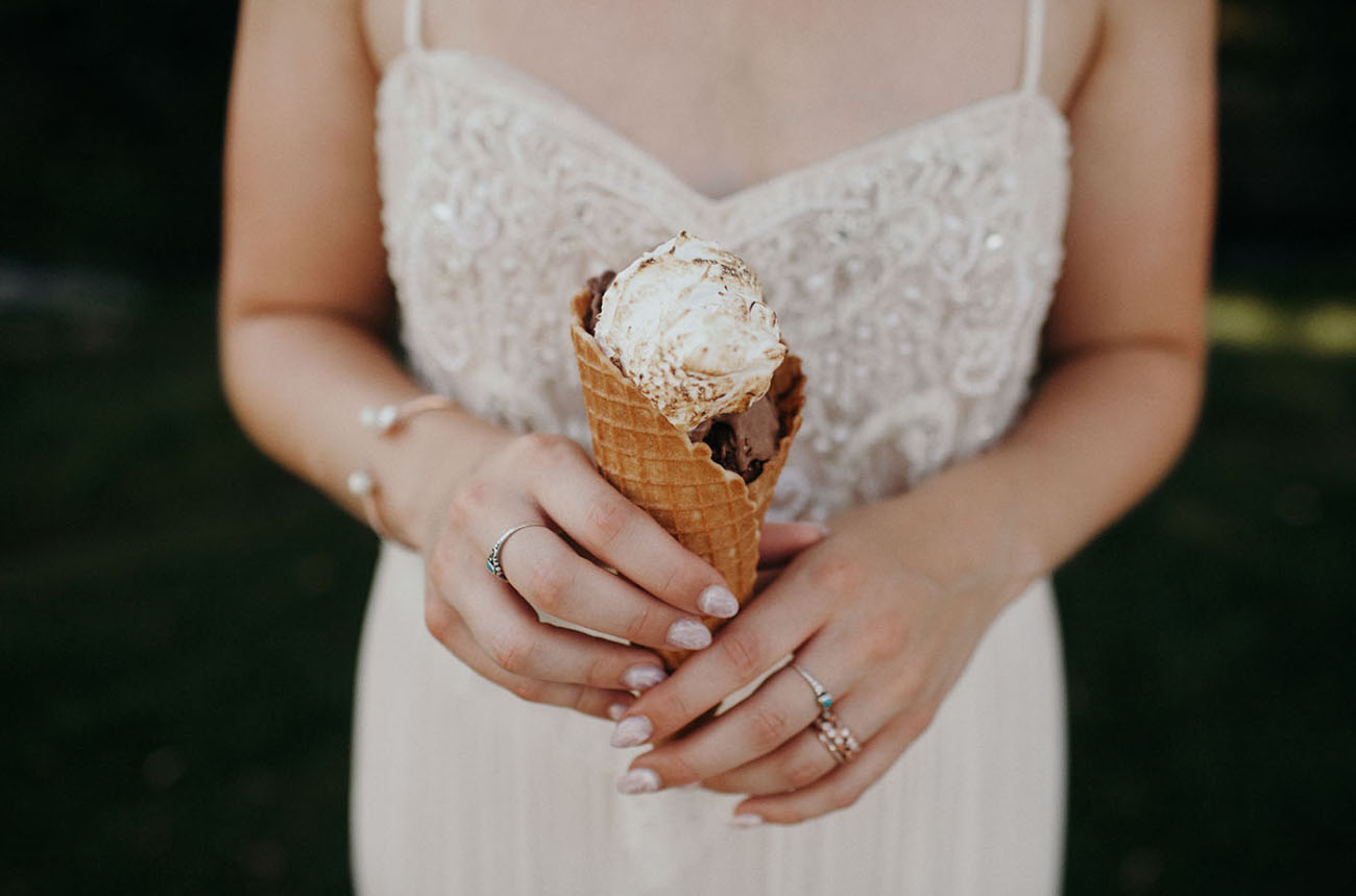 Wedding Dresses In Boise Idaho 61 Vintage ice cream Tropical Lakeside