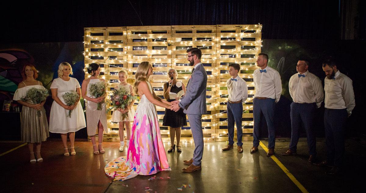 Urban Tiff Manuell Dress Wedding