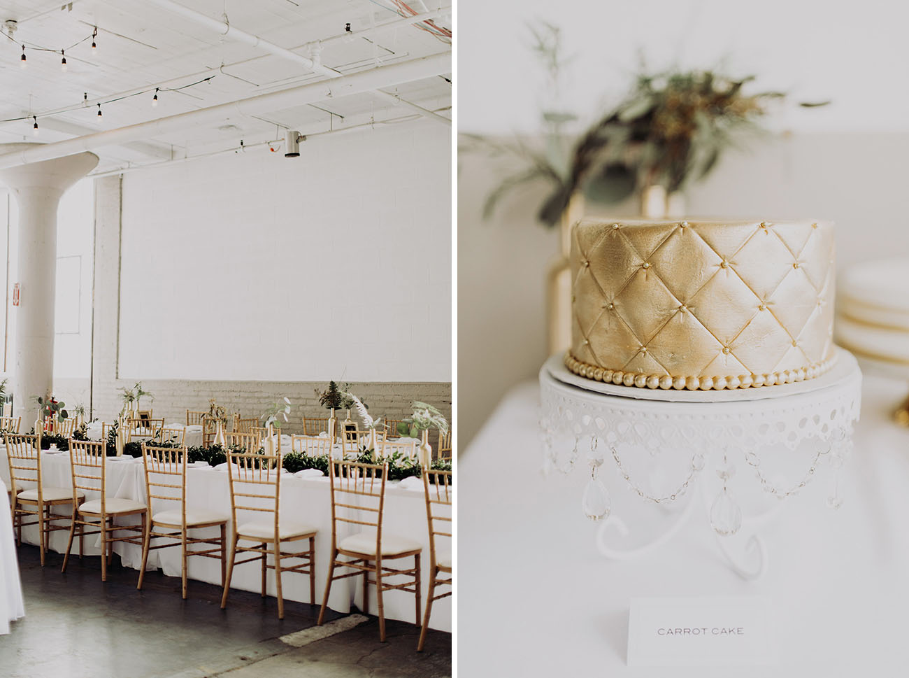 DIY Great Gatsby Wedding
