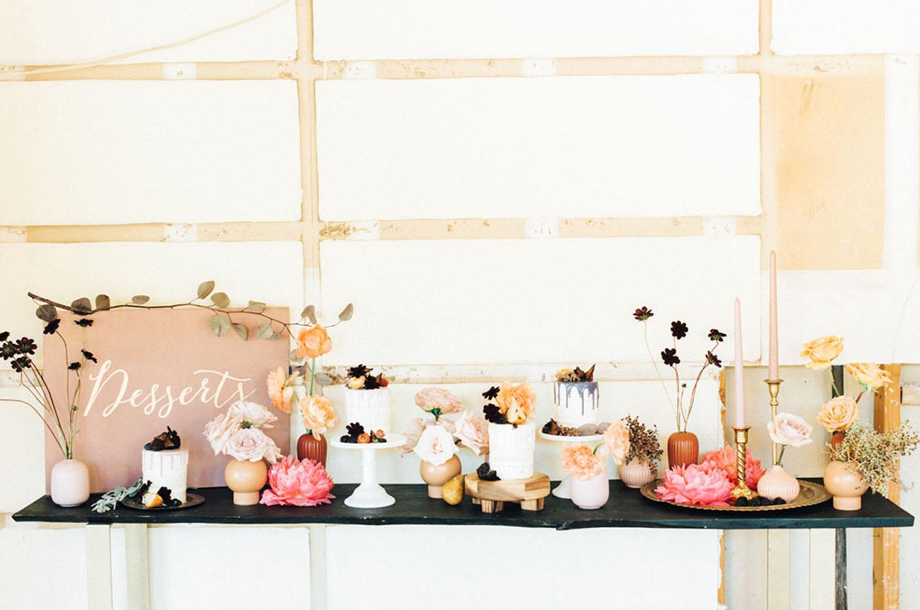 Thanksgiving Wedding Inspiration