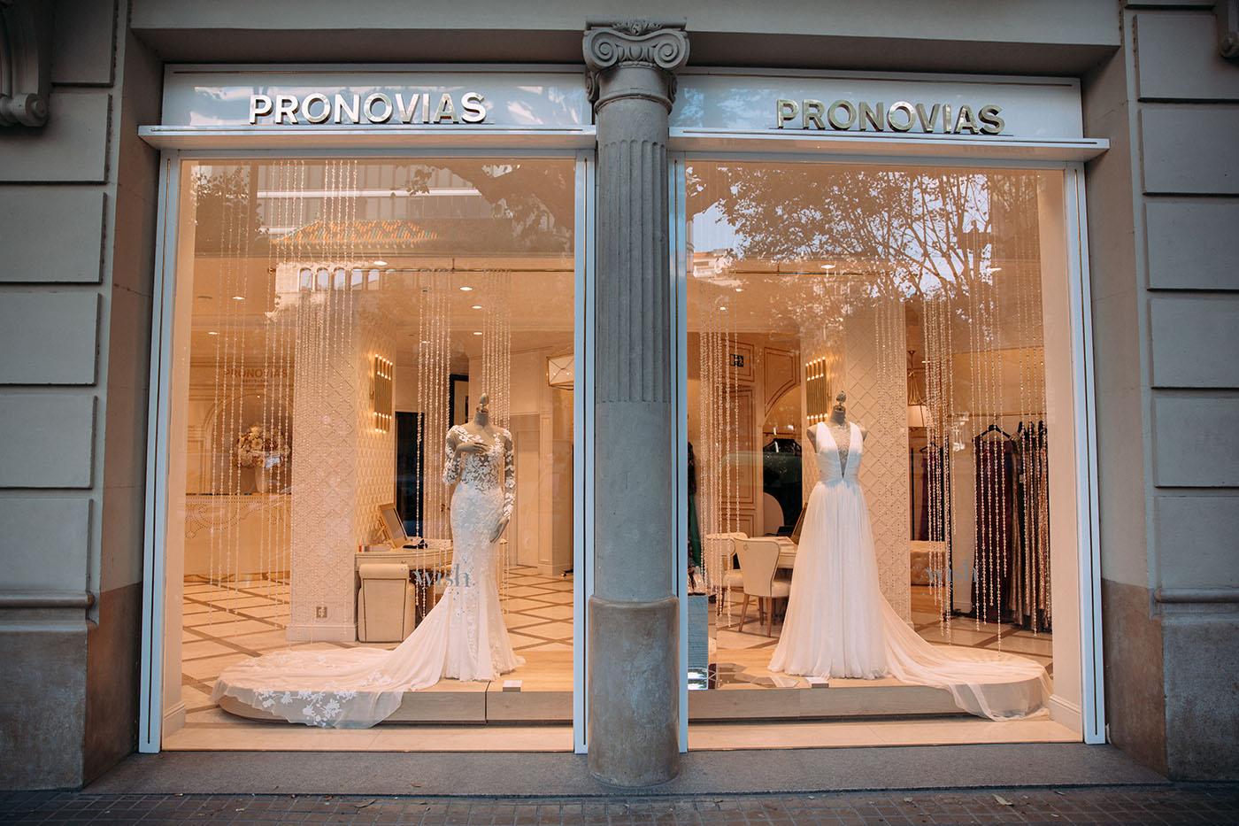 Pronovias Store Appointment
