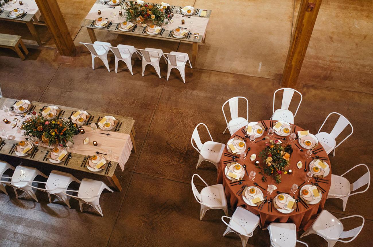 Late Autumn Harvest Wedding Inspiration