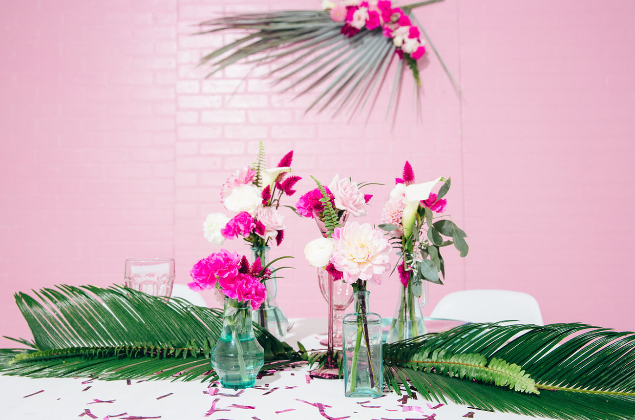 Colorful Modern Wedding Inspiration