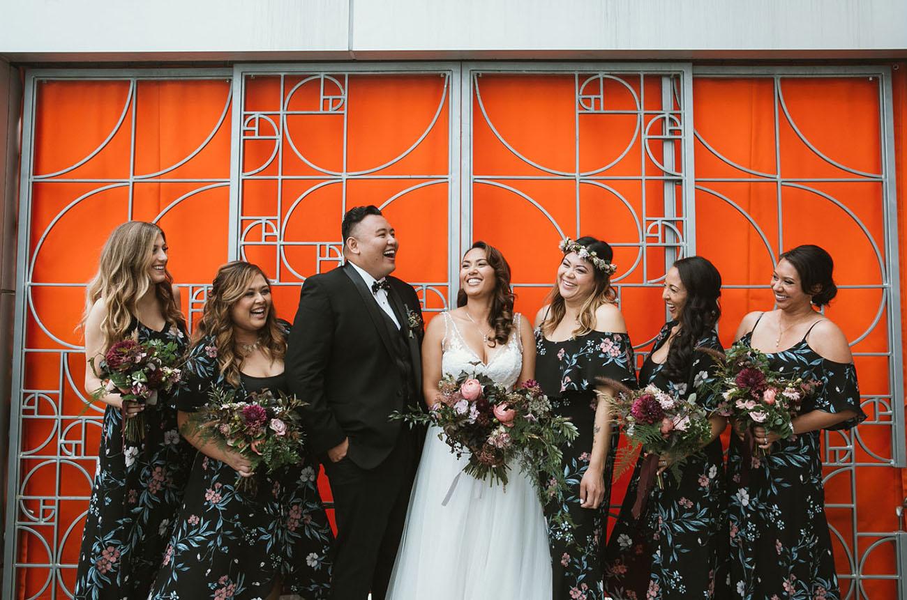 Wedding Dress In San Diego 94 Fresh Moody Geometric Wedding