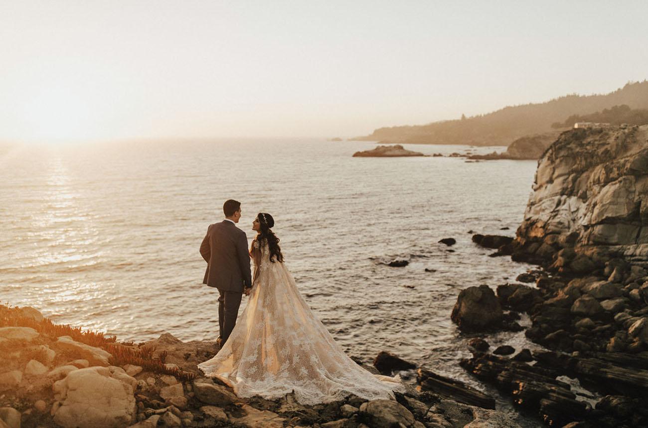Coastal Wedding at Timber Cove