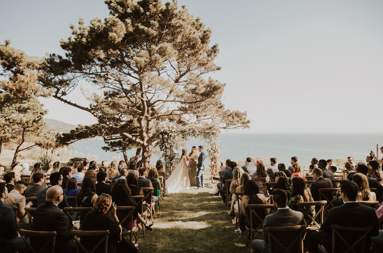 Coastal Wedding at Timber Cove