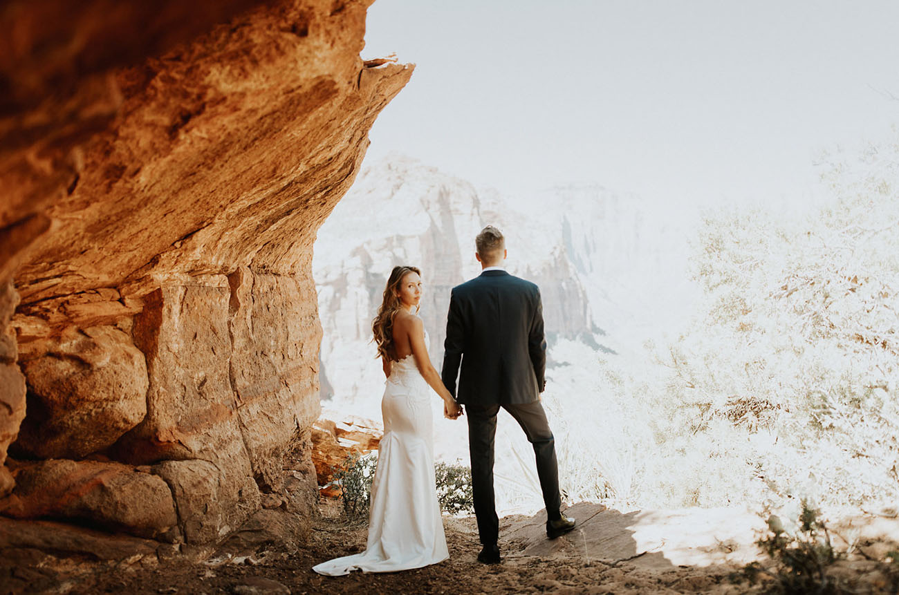 Horseshoe Bend Elopement