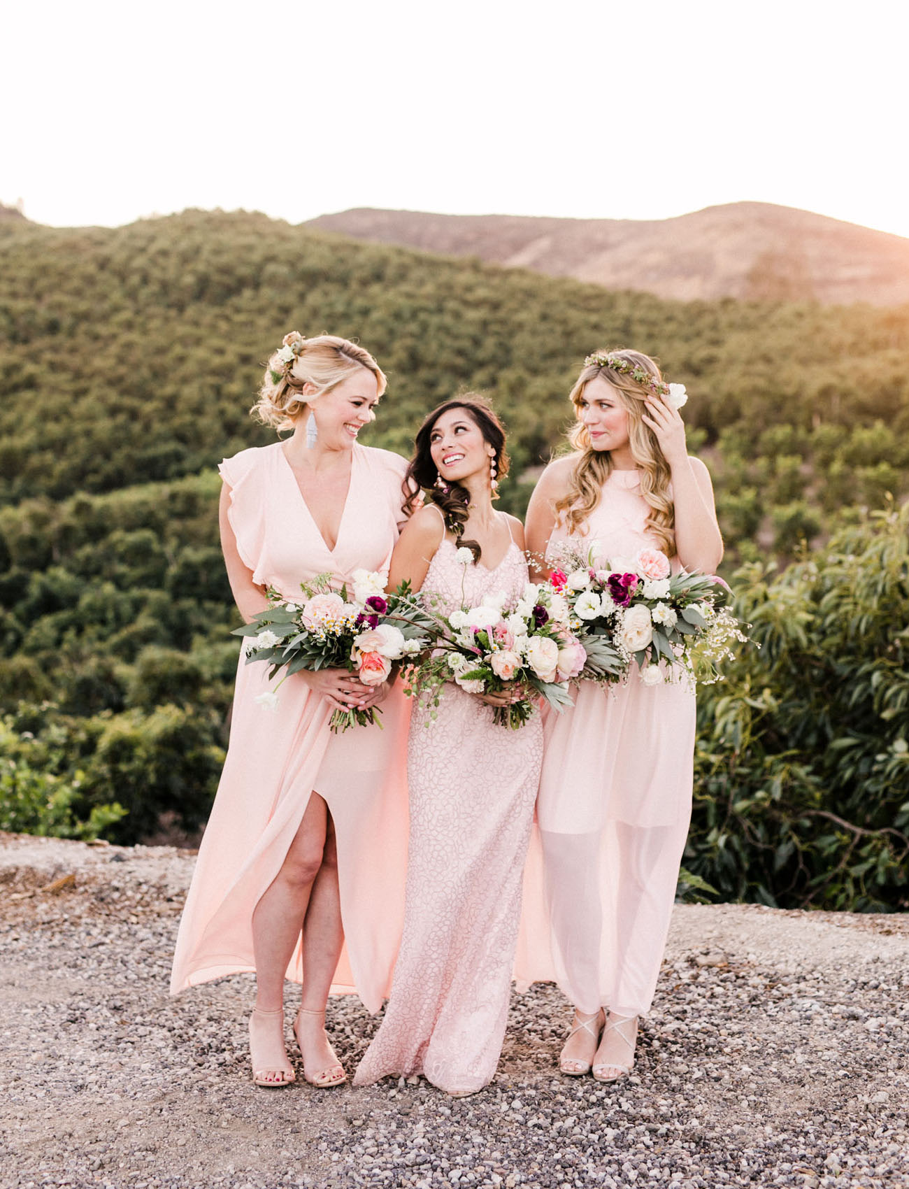2949346626a All About Reverie  Modern Bridesmaid Dresses That Won t Break the Bank from  David s Bridal