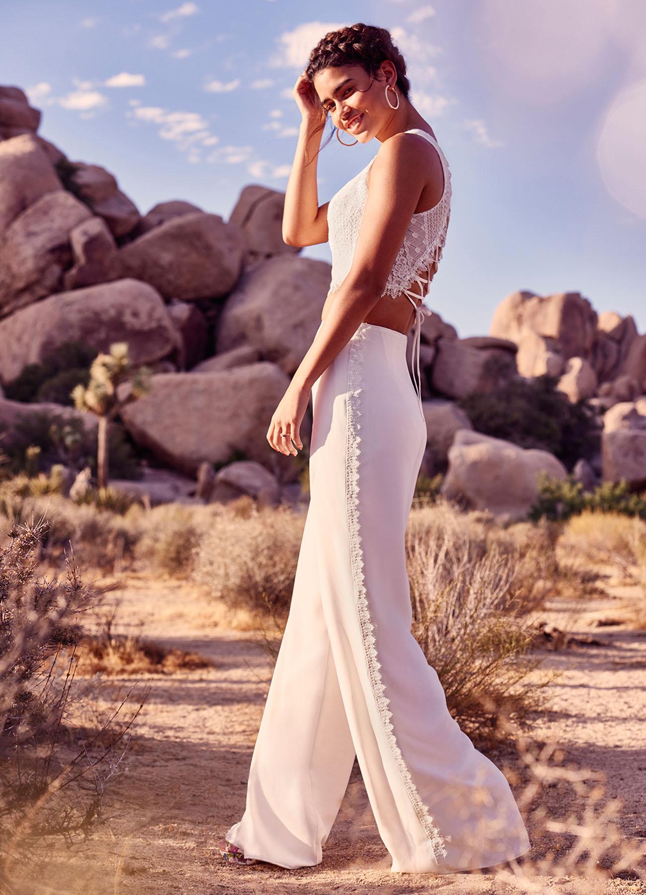 David's Bridal Galina Spring 2018