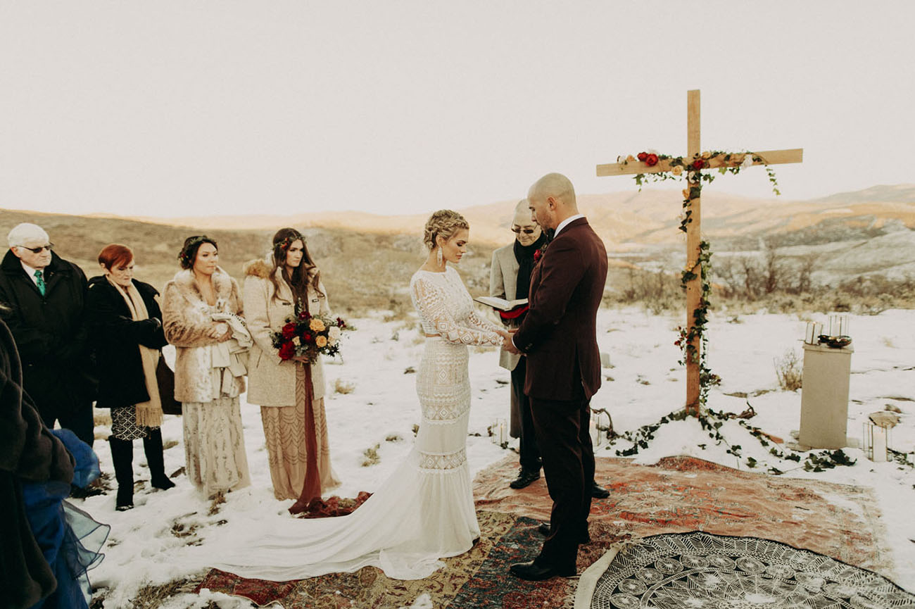 Ali and mood wedding