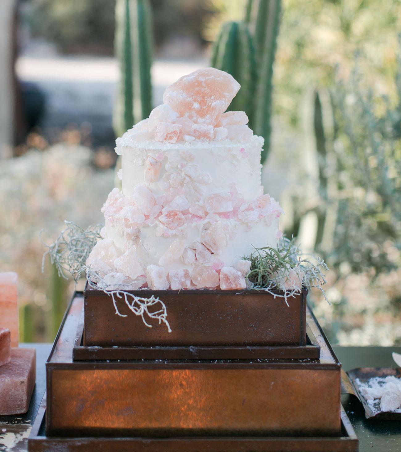 pink salt cake