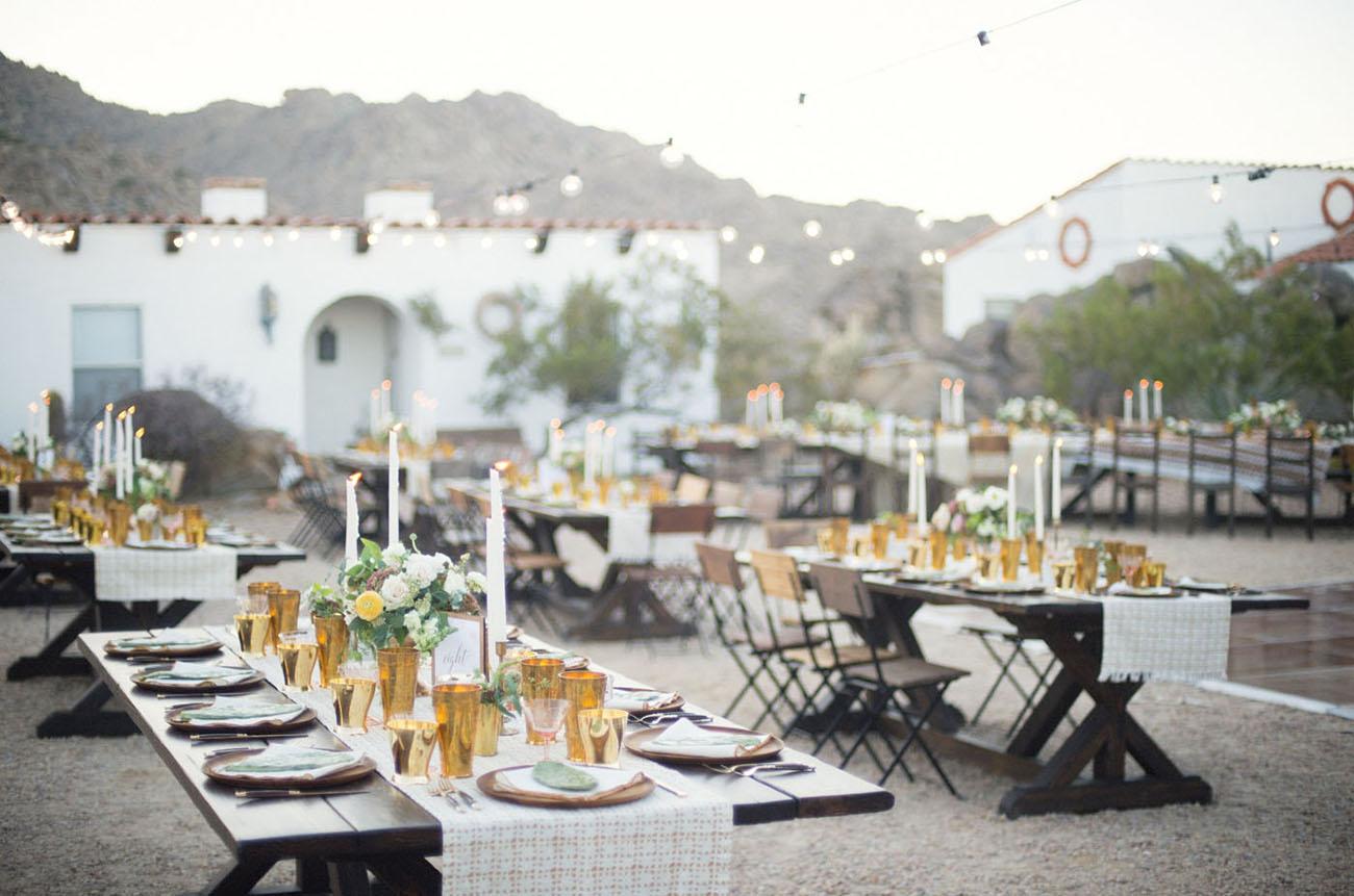 Palm Springs Wedding