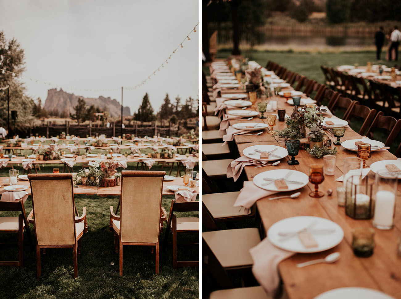 High Desert Wedding Oregon