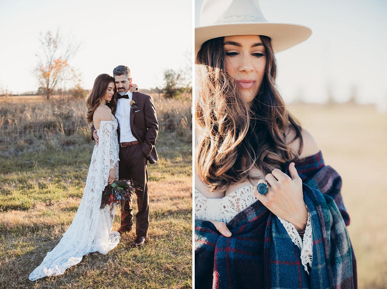 Scotland Meets Texas Wedding Inspiration