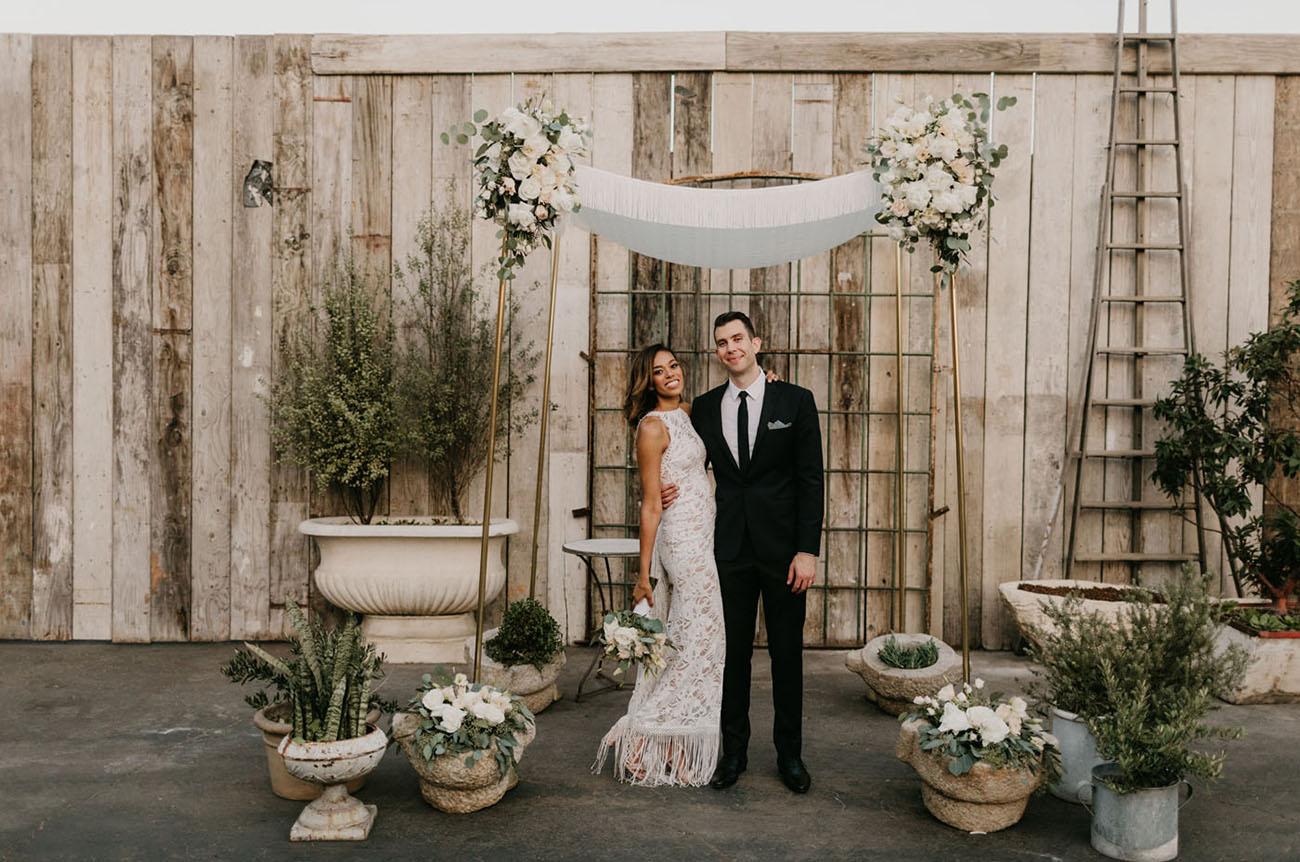 Los Angeles Big Daddys Wedding