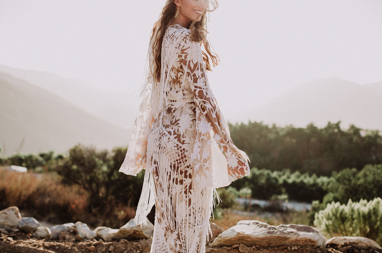 Modern Moroccan Wedding Inspiration