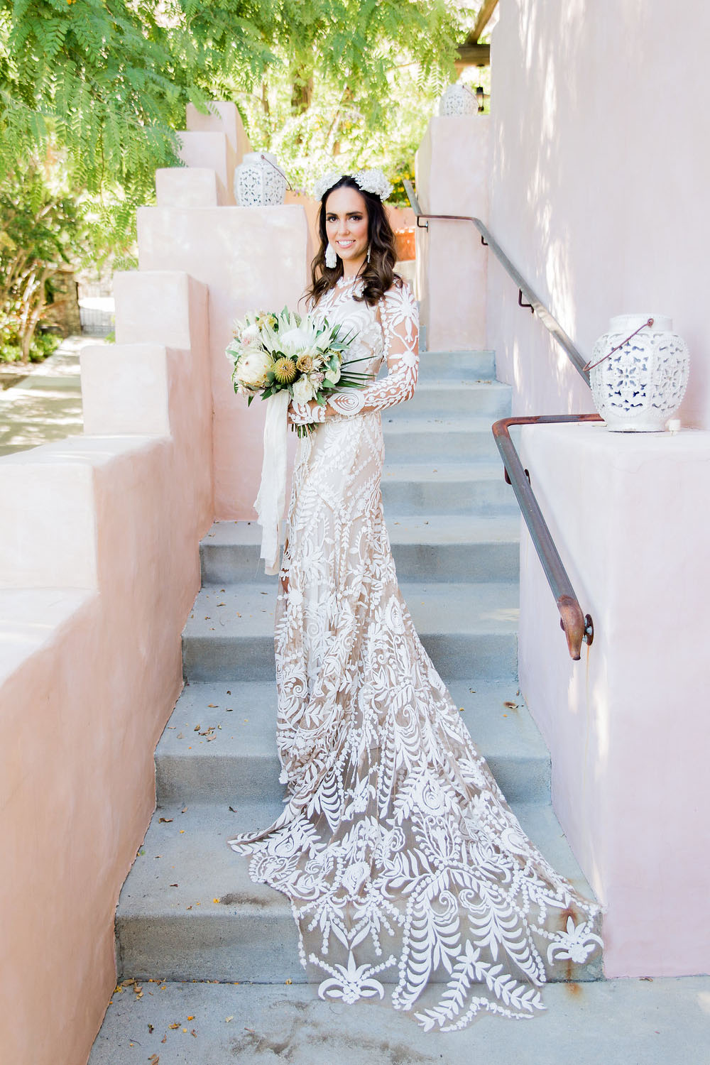 Loho Bride Dress