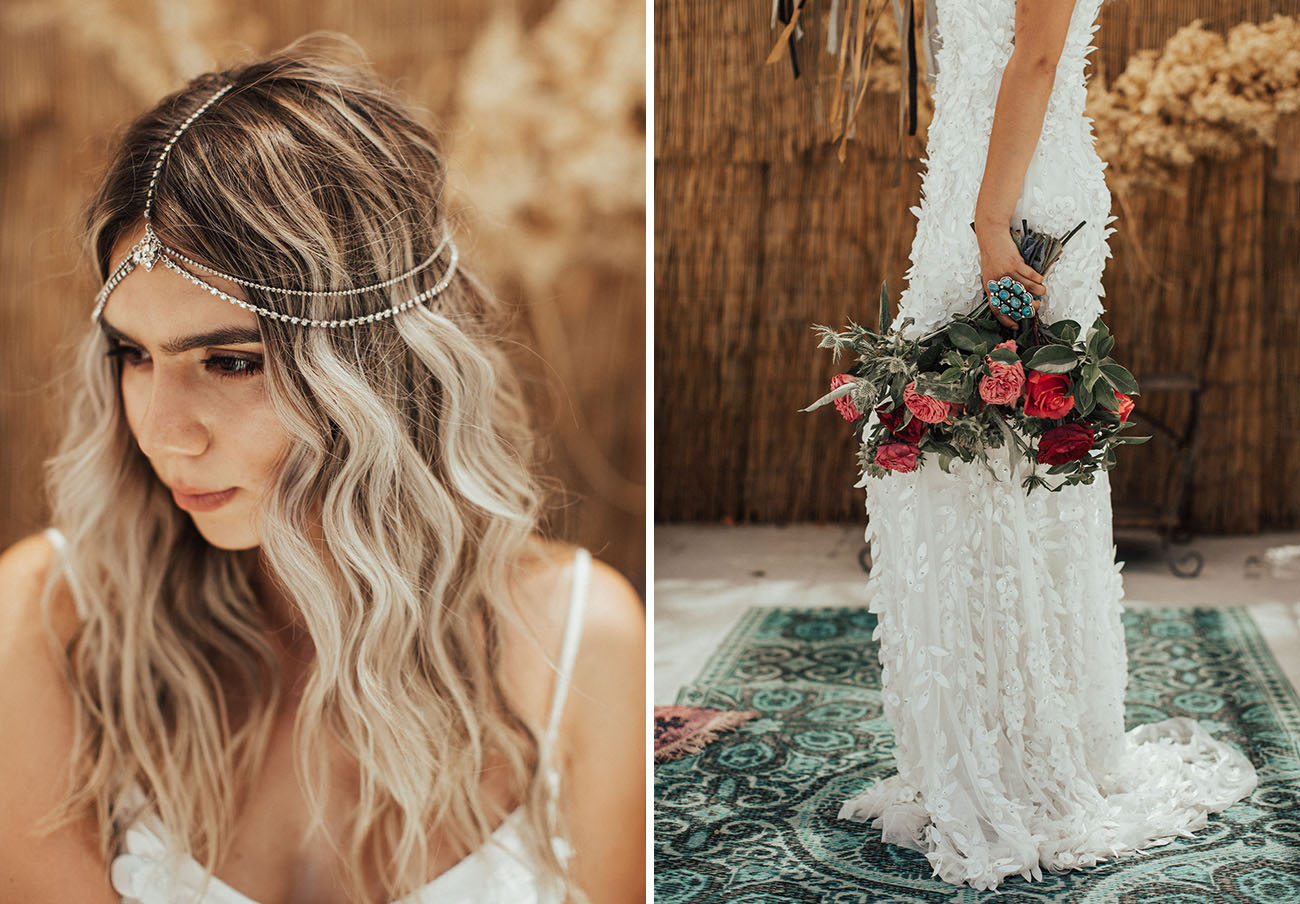 Palm Springs Bridal Inspiration