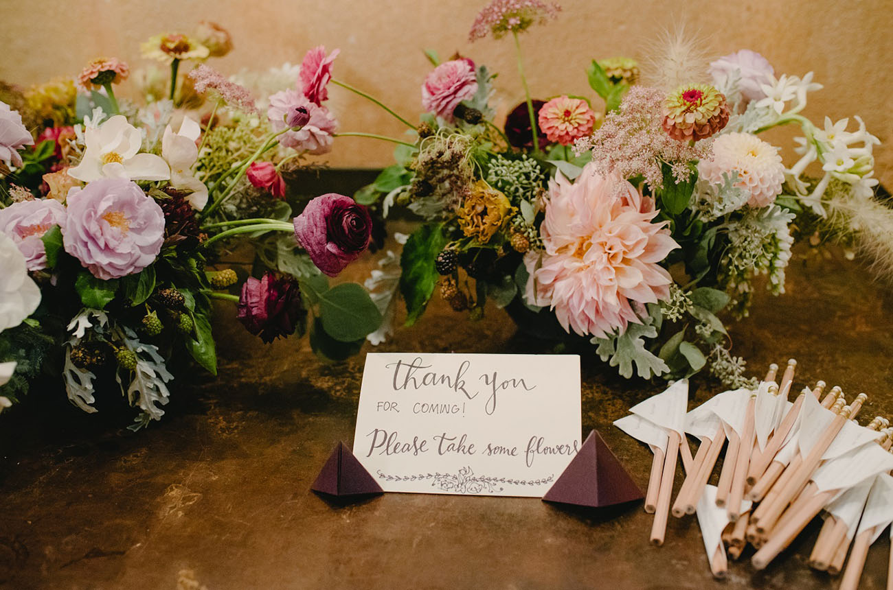 Bright and Artsy Sausalito Wedding
