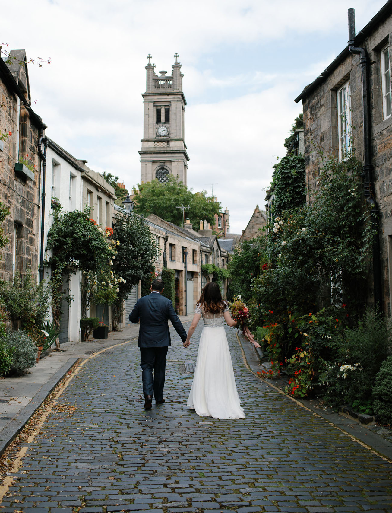 Scottish Garden Wedding
