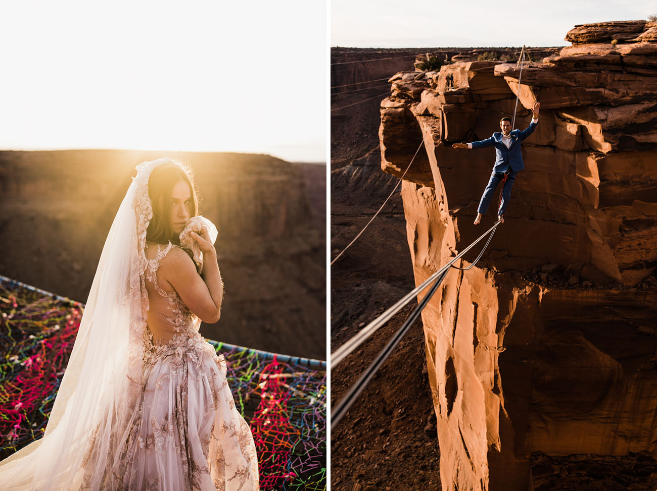 Spacenet Wedding Moab Utah