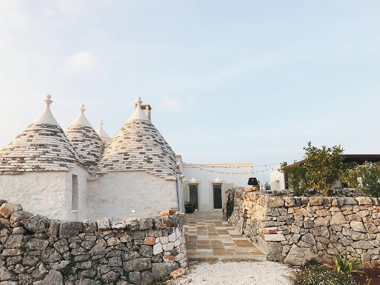Villa Fichimori in Puglia
