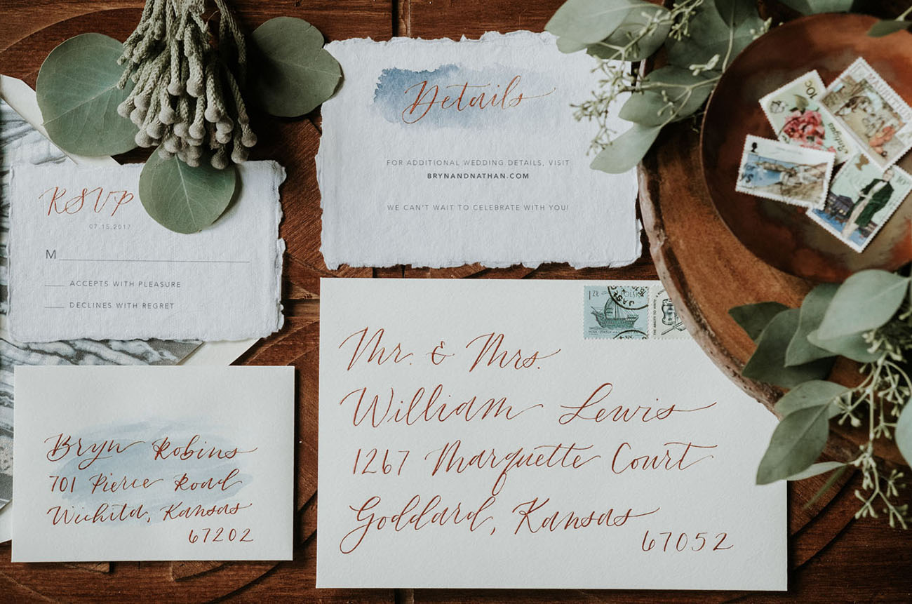 Refined Industrial: When Wood Meets Water Wedding Inspiration ...