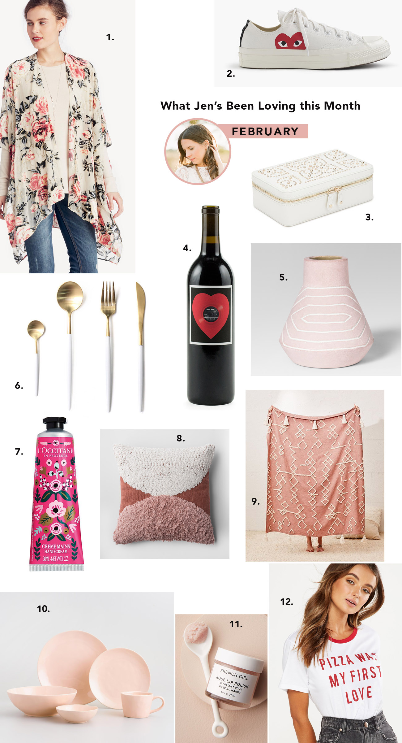 February Shopping Finds