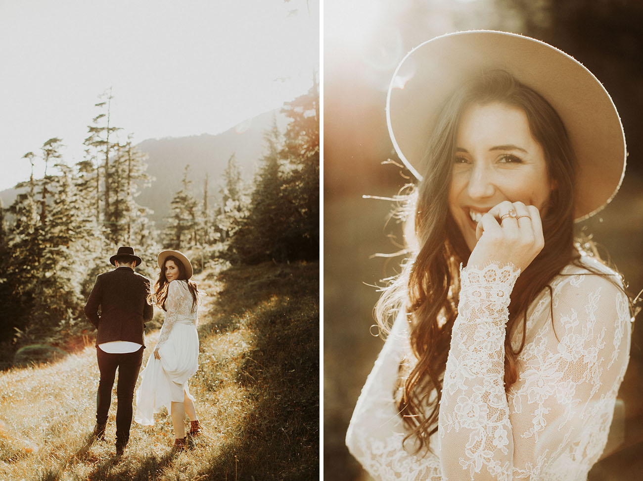Alaskan Wilderness Elopement