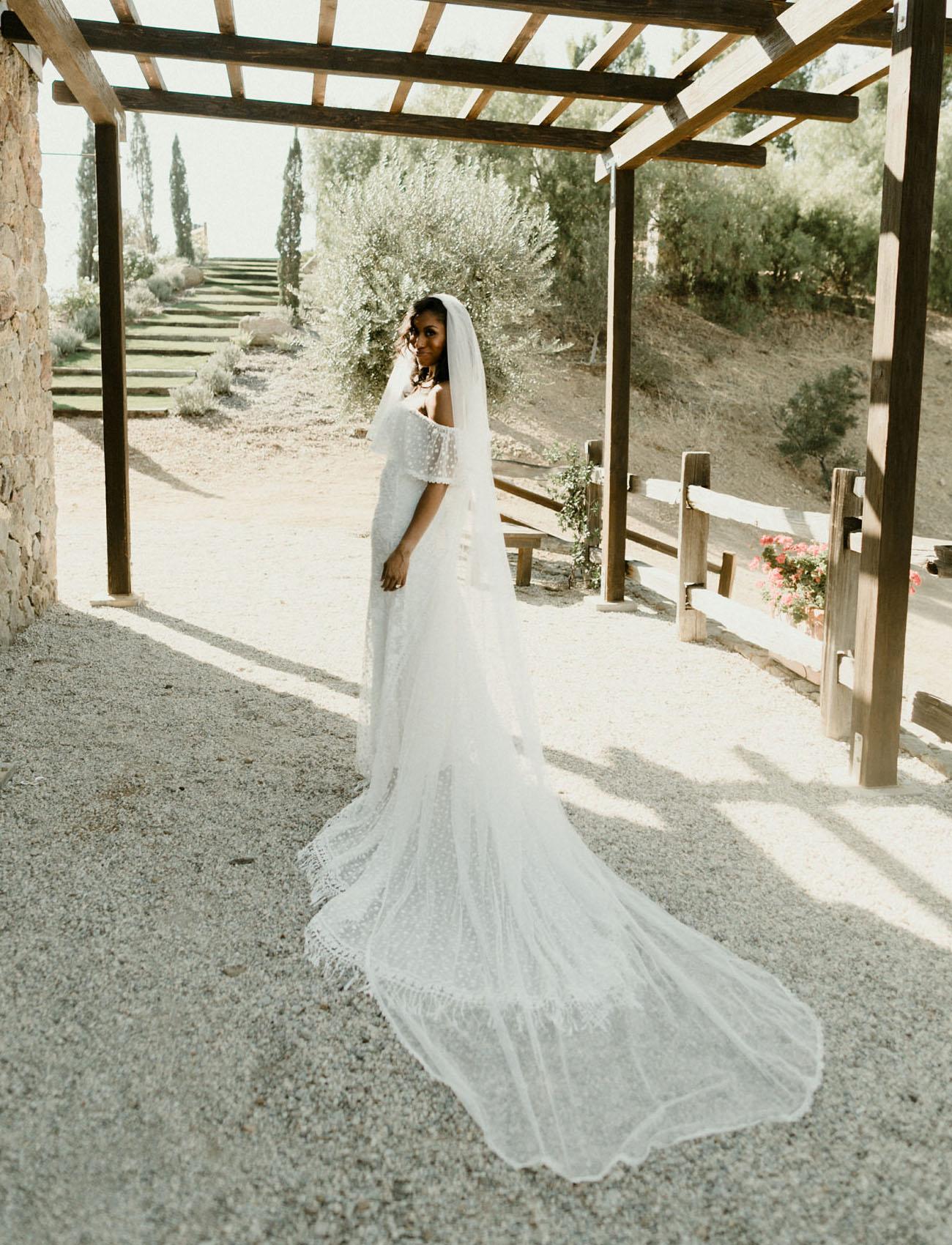 Dreamers & Lovers Wedding Dress