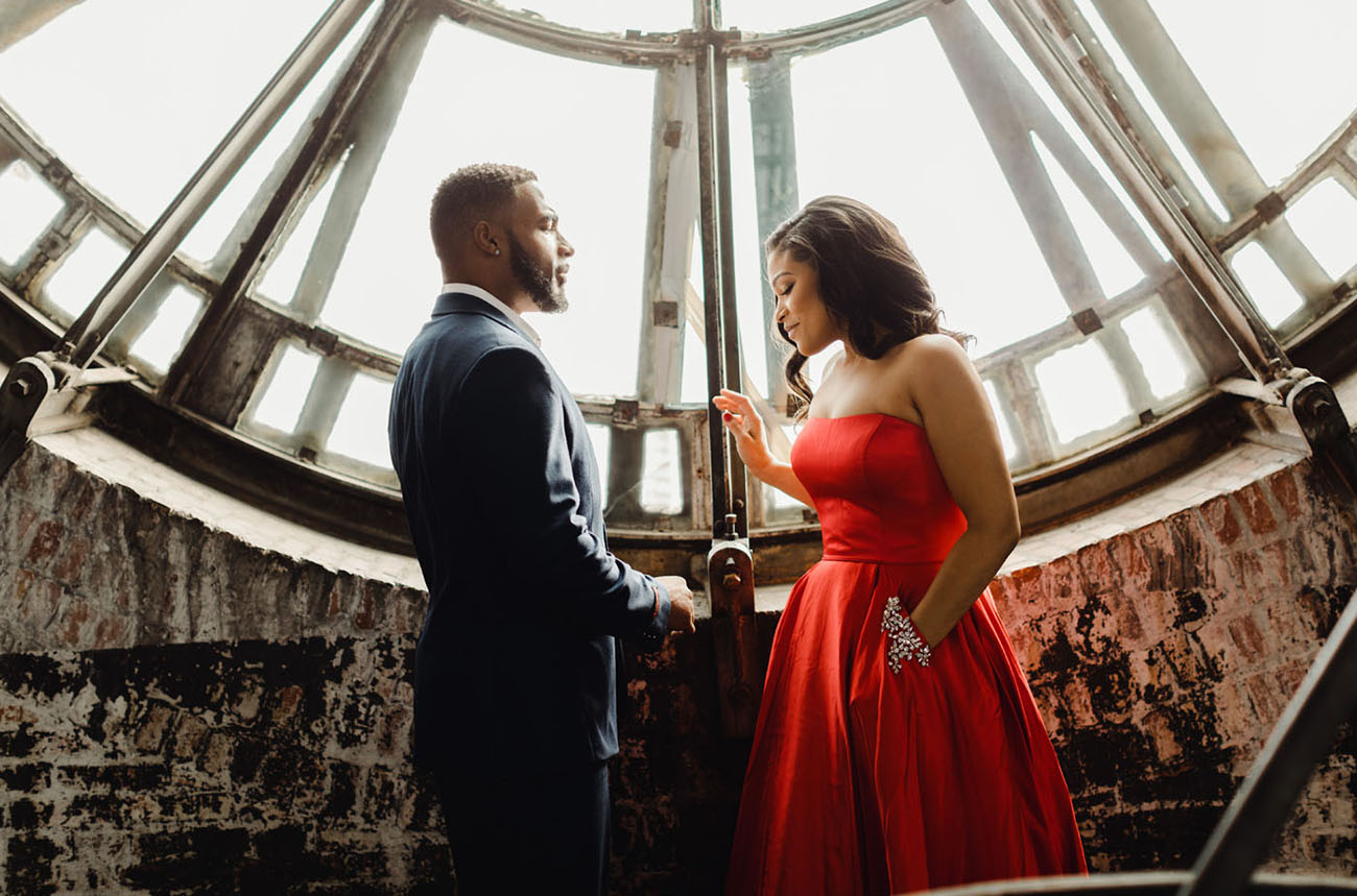 Clock Tower Engagement