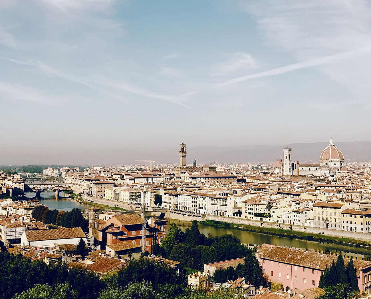 Florence Travel Diary