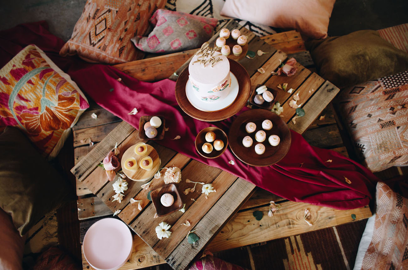 Galentines Wine and Cheese Party