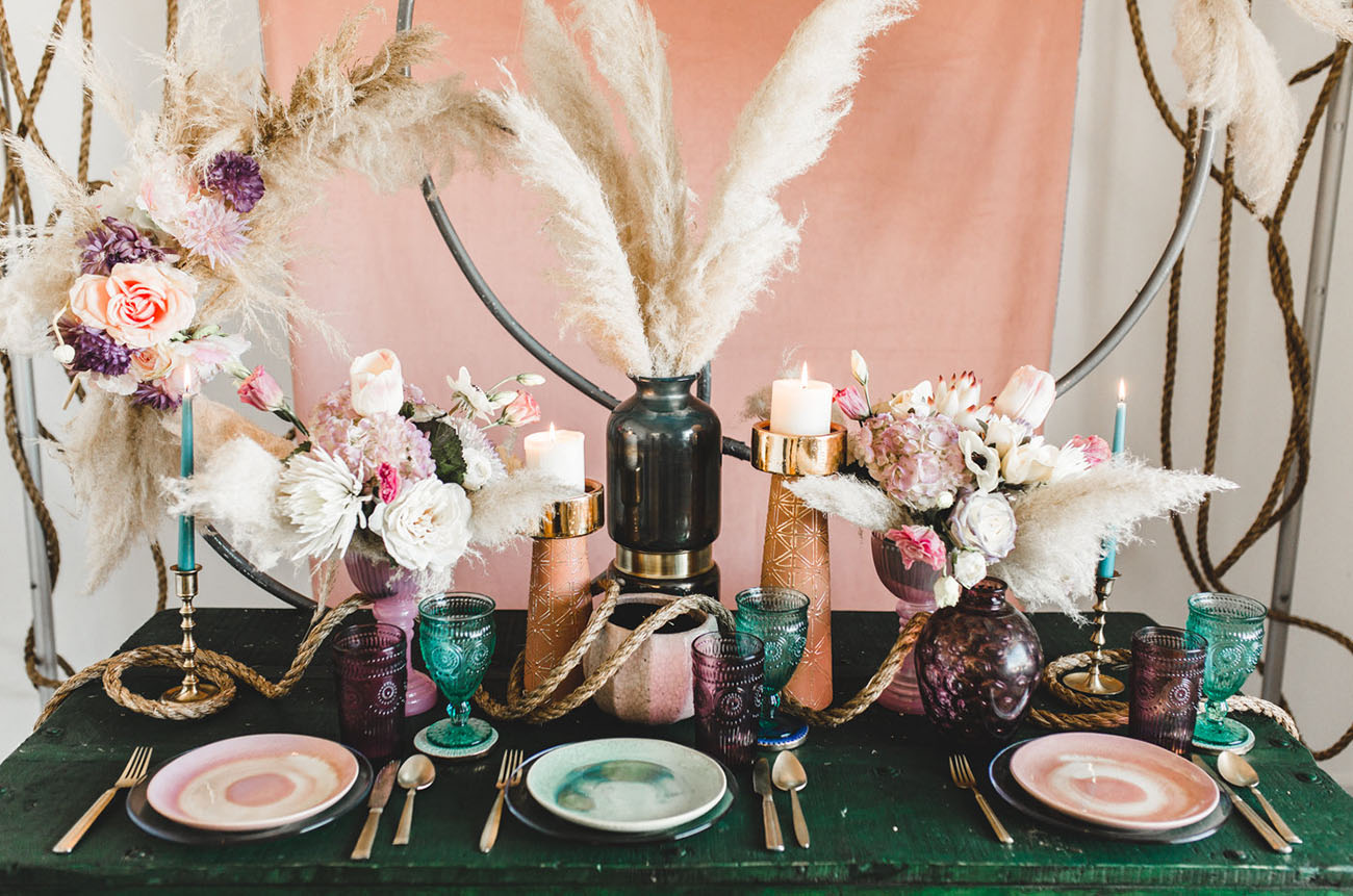 The Greatest Showman Wedding Inspired