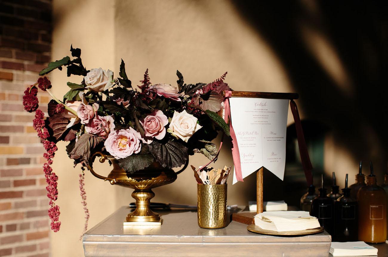 Modern Paramour Estate Wedding