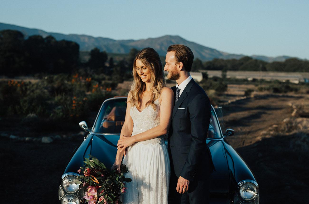 Santa Barbara Wedding