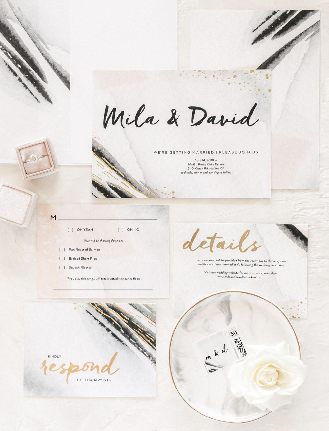 Shutterfly Wedding Invitation